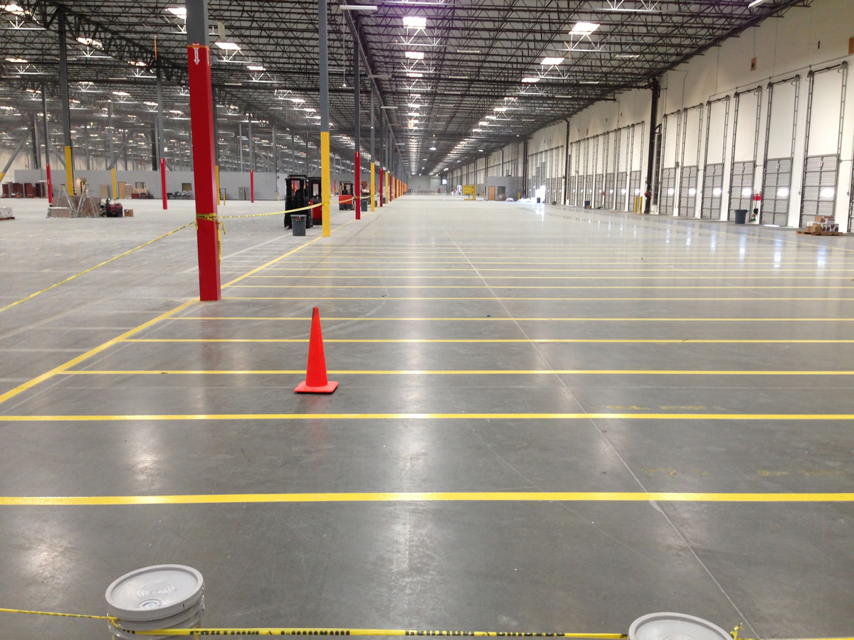 Best Warehouse Floor Coating Options