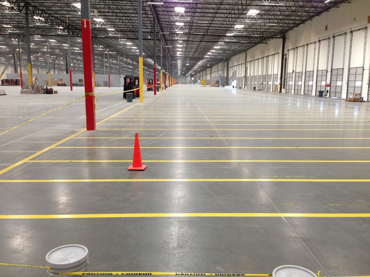 Best Warehouse Floor Coating Options